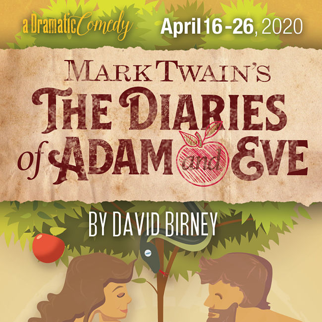 Mark Twain's The Diaries of Adam & Eve by Unity Theatre