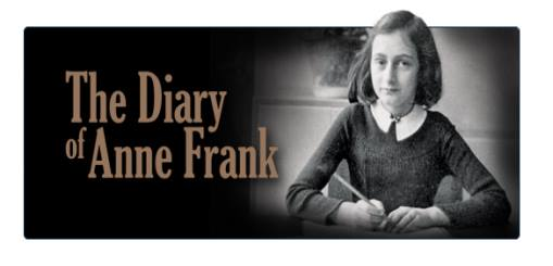 Auditions for The Diary of Anne Frank, by Emily Ann Theatre