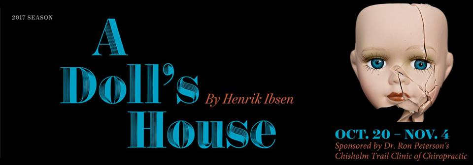A Doll's House by Gaslight Baker Theatre