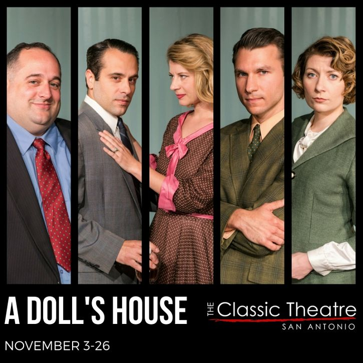 A Doll's House by Classic Theatre of San Antonio