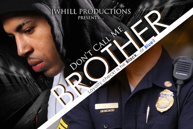 Auditions for Don't Call Me Brother, by JW Hill Productions, LLC