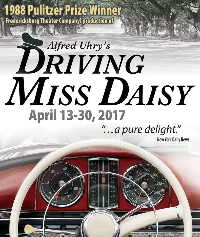 Driving Miss Daisy by Fredericksburg Theater Company