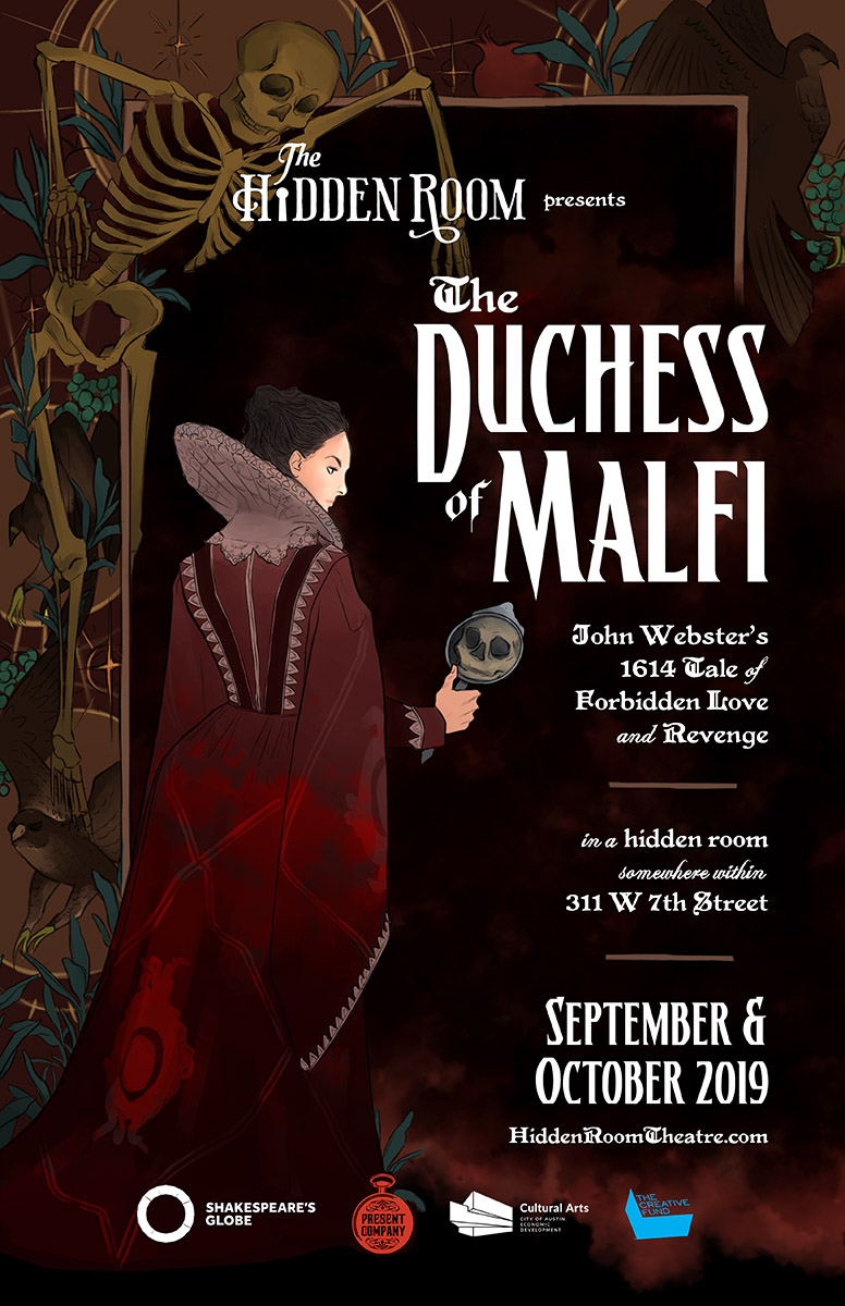 The Duchess of Malfi by Hidden Room Theatre
