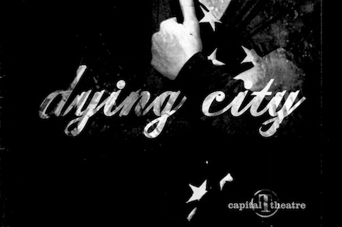 Dying City by Capital T Theatre