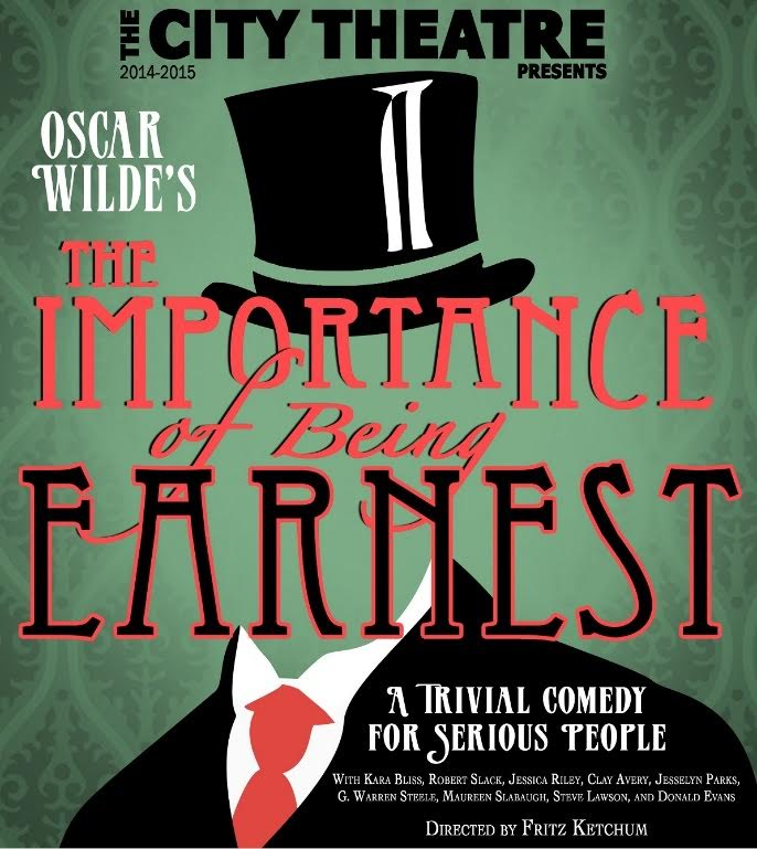 The Importance of Being Earnest by City Theatre Company