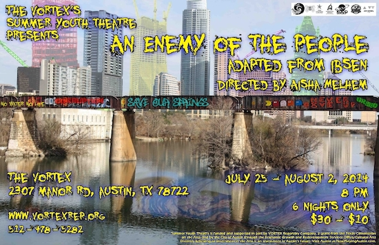 An Enemy of the People by Vortex Repertory Theatre