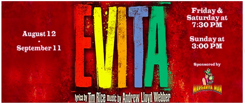 Evita by Woodlawn Theatre