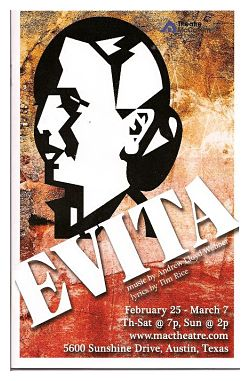 Evita by McCallum Fine Arts Academy