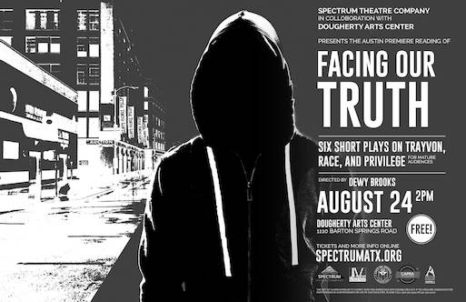 Facing Our Truth by Spectrum Theatre Company