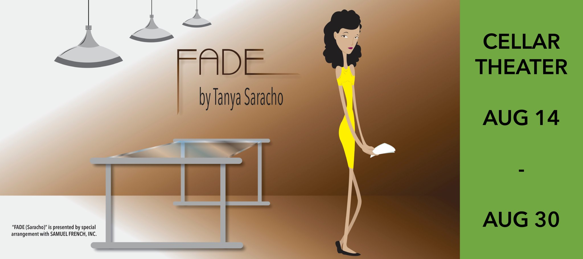 Fade by The Public Theater