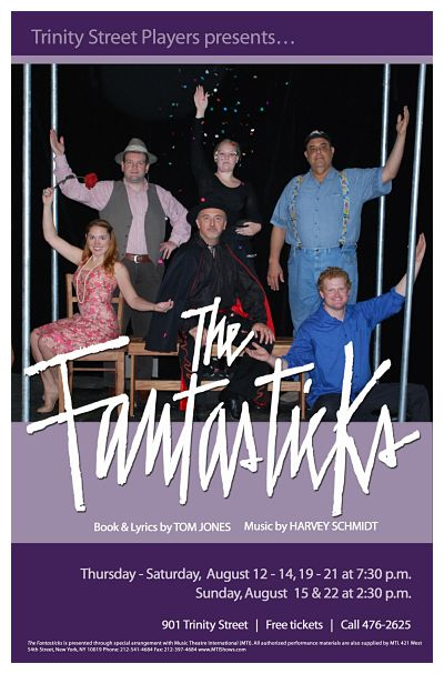 The Fantasticks by Trinity Street Players