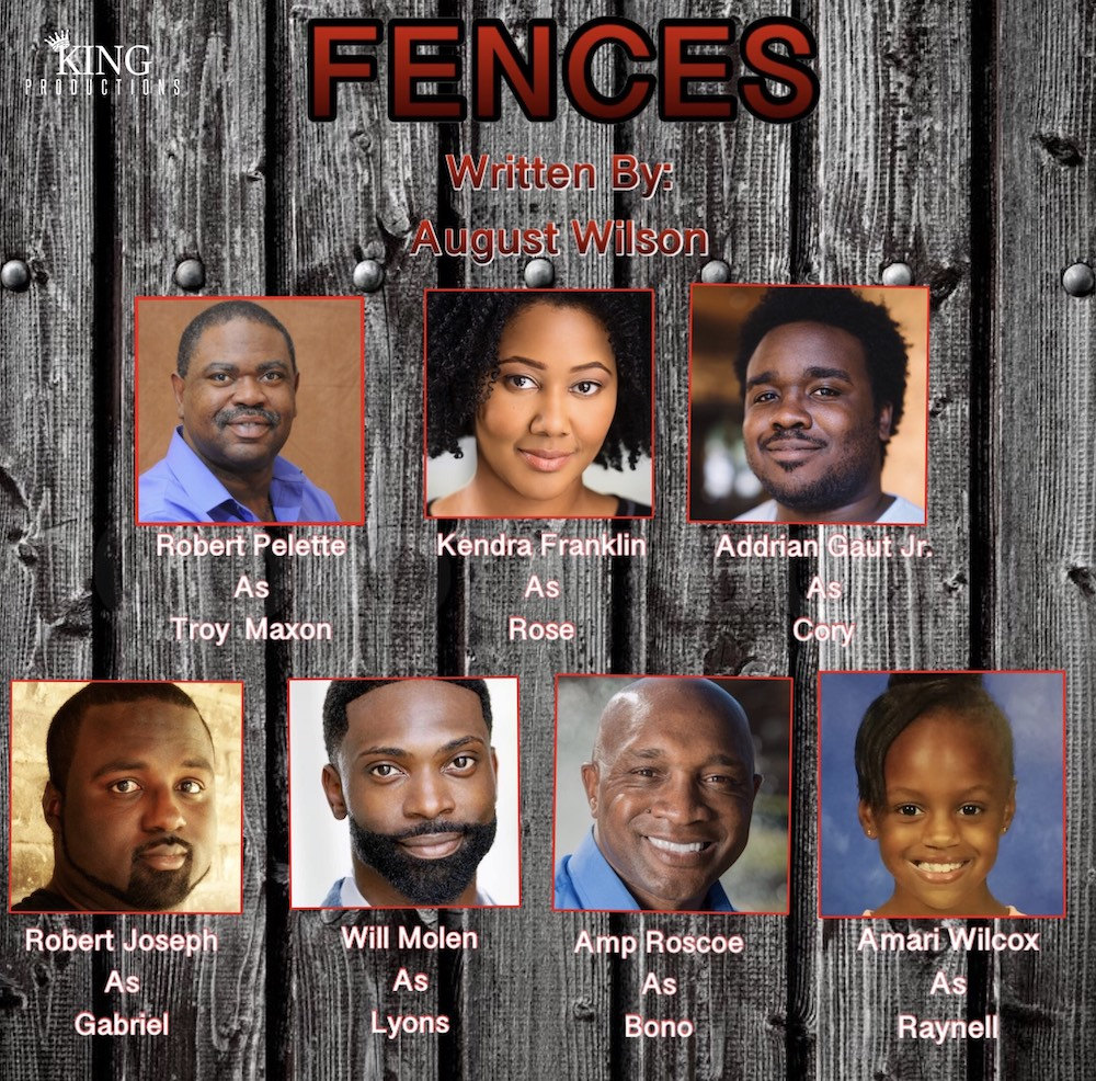 Fences by King Productions