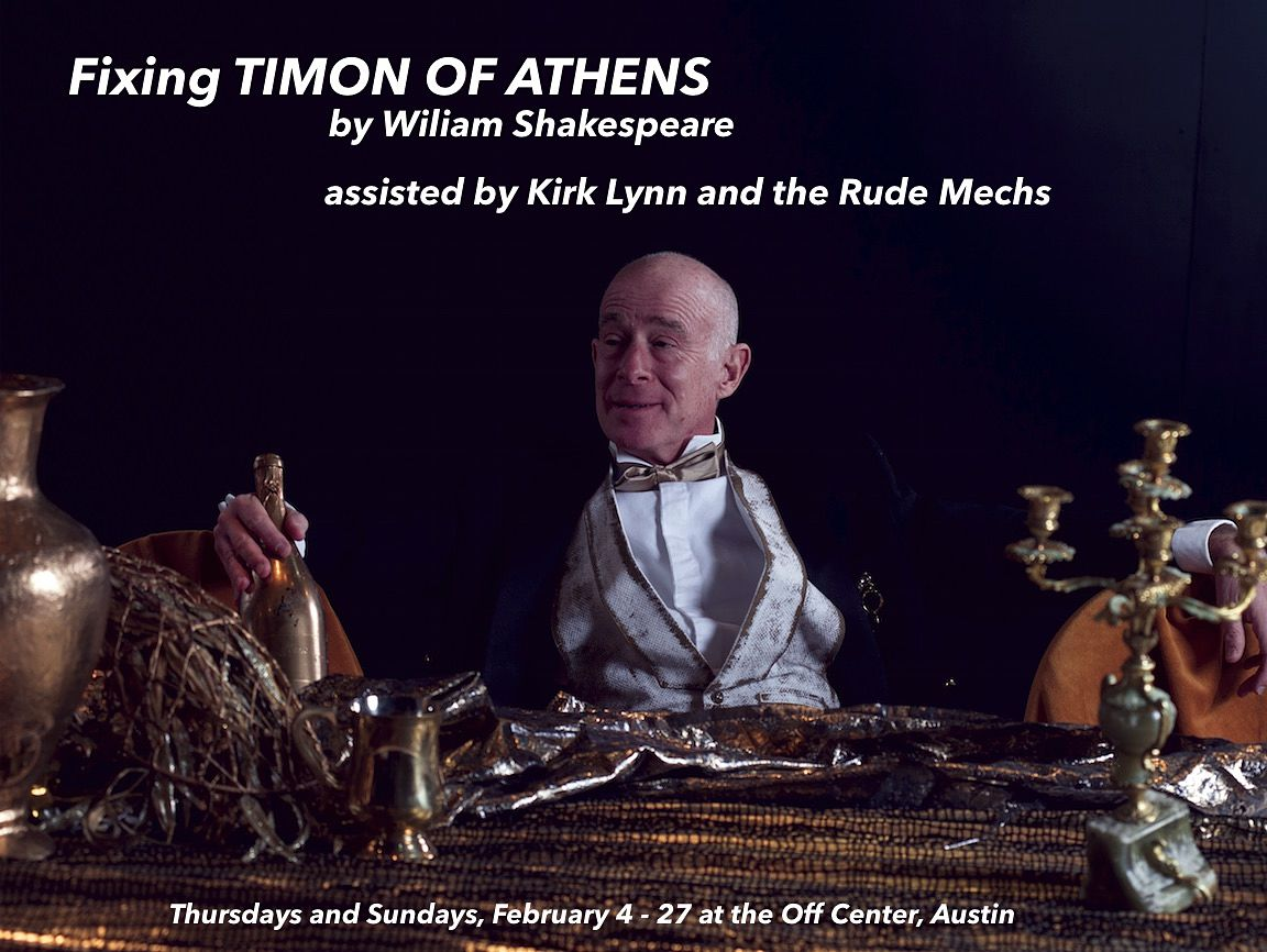 Fixing Timon of Athens by Rude Mechs