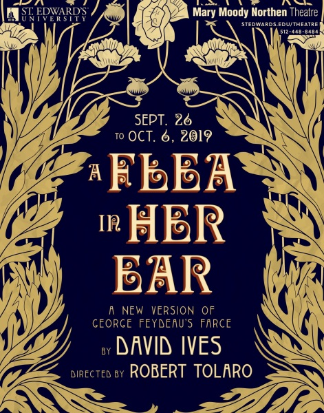 A Flea in Her Ear (Ives) by Mary Moody Northen Theatre