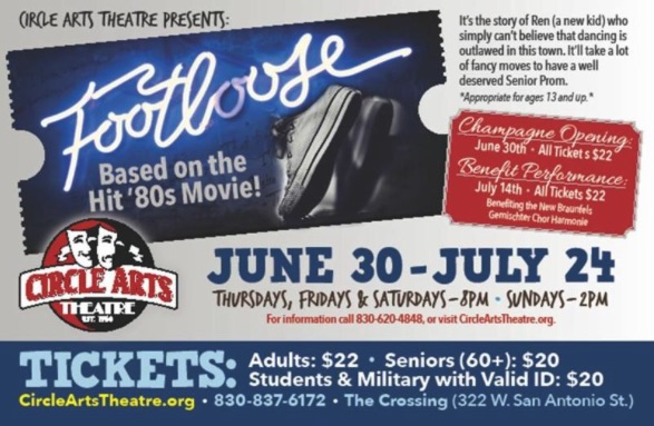 Footloose by Circle Arts Theatre