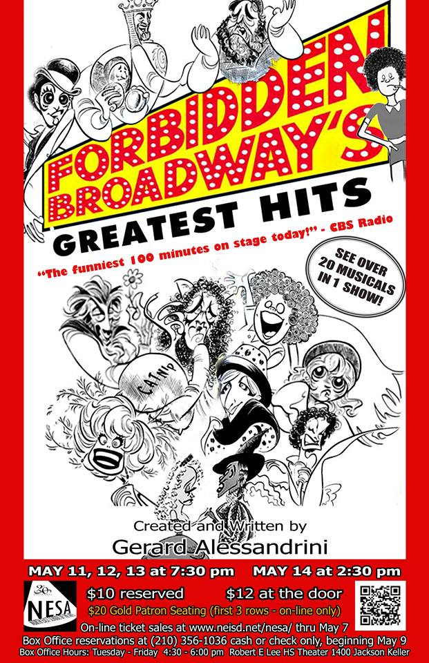 Forbidden Broadway's Greatest Hits by NESA Northeast School of the Arts