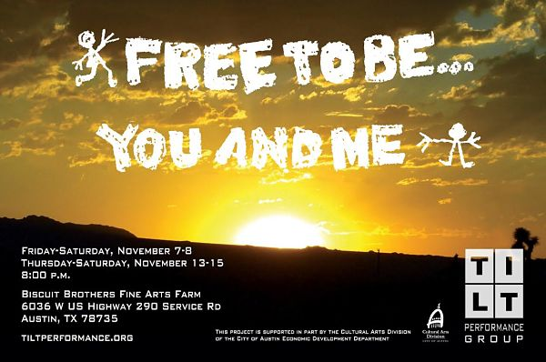 Free to Be You and Me by TILT Performance Group