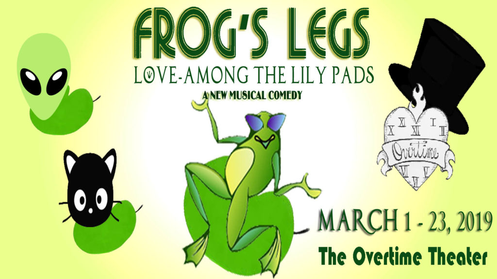 Frog's Legs by Overtime Theater