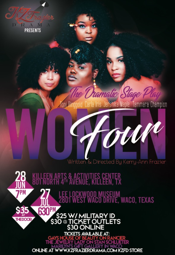 Four Women by KZFrazier Drama Company
