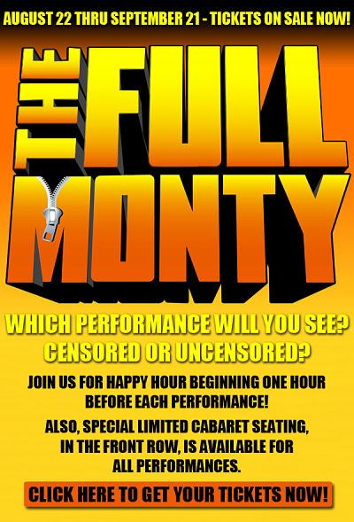The Full Monty by Georgetown Palace Theatre