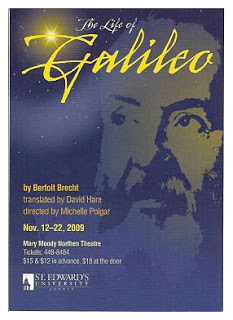 The Life of Galileo by Mary Moody Northen Theatre