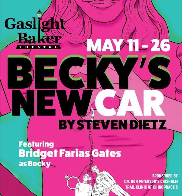 Becky's New Car by Gaslight Baker Theatre