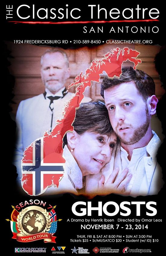 Ghosts by Classic Theatre of San Antonio