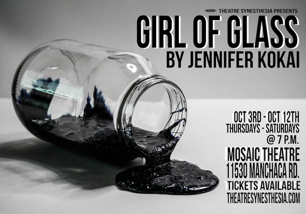 Girl of Glass by Theatre Synesthesia