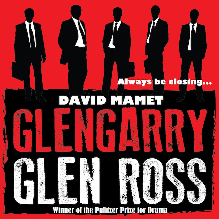 Glengarry, Glen Ross by City Theatre Company