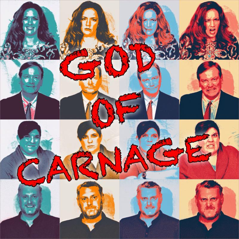 God of Carnage by Circle Arts Theatre