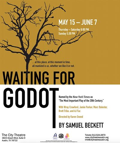 Waiting for Godot by City Theatre Company