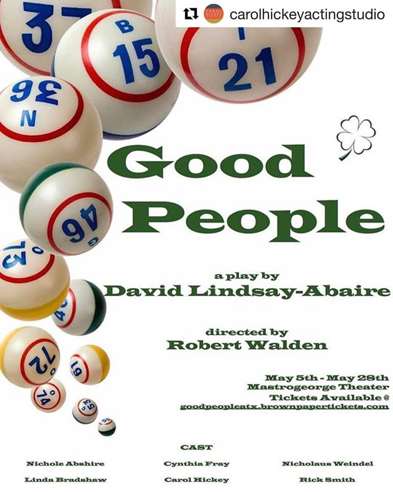 Good People by Carol Hickey Acting Studio