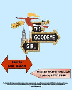 Auditions for The Goodbye Girl, by S.T.A.G.E. Bulverde