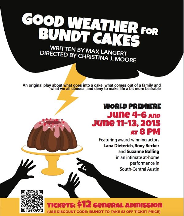 Review: Good Weather for Bundt Cakes by Cinnamon Path Theatre