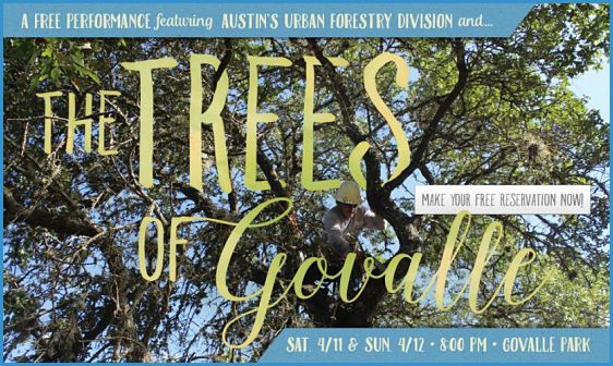 The Trees of Govalle by Forklift Dance Works
