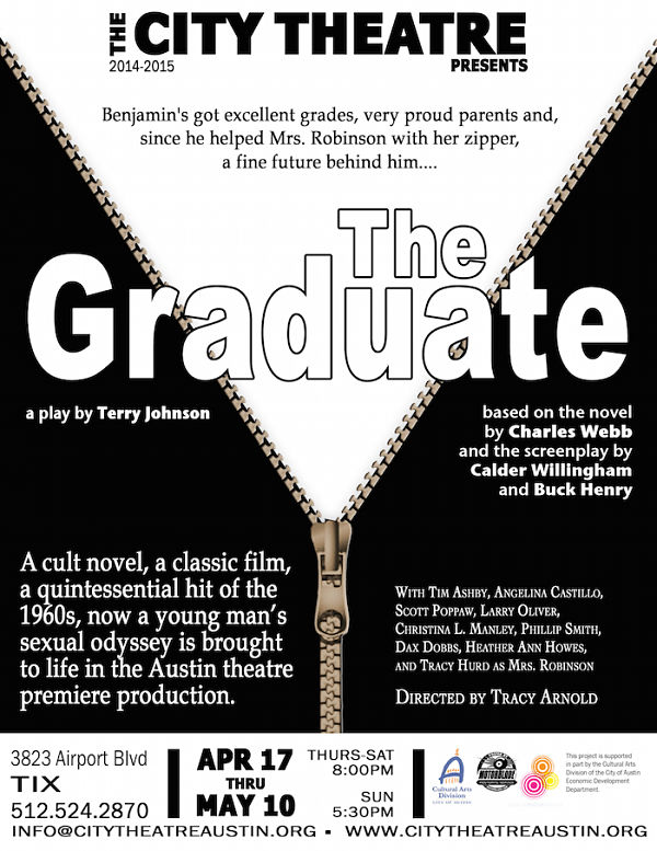 The Graduate by City Theatre Company