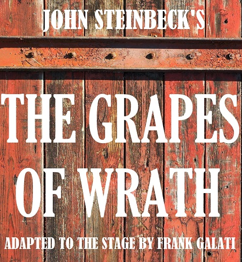 The Grapes of Wrath by City Theatre Company