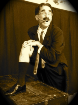 The Groucho Show by Company Theatre
