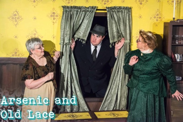 Arsenic and Old Lace by Georgetown Palace Theatre