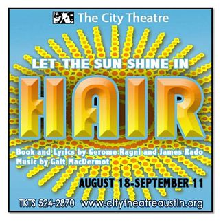Hair by City Theatre Company