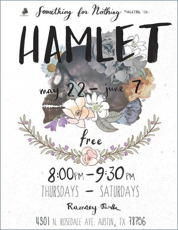 Hamlet by Rosedale Shakespeare