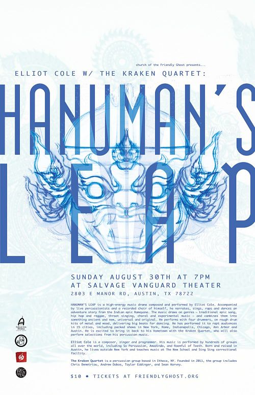 Hanuman's Leap by Salvage Vanguard Theater
