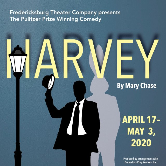 Harvey by Fredericksburg Theater Company