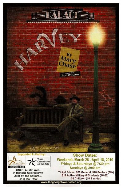 Harvey by Georgetown Palace Theatre