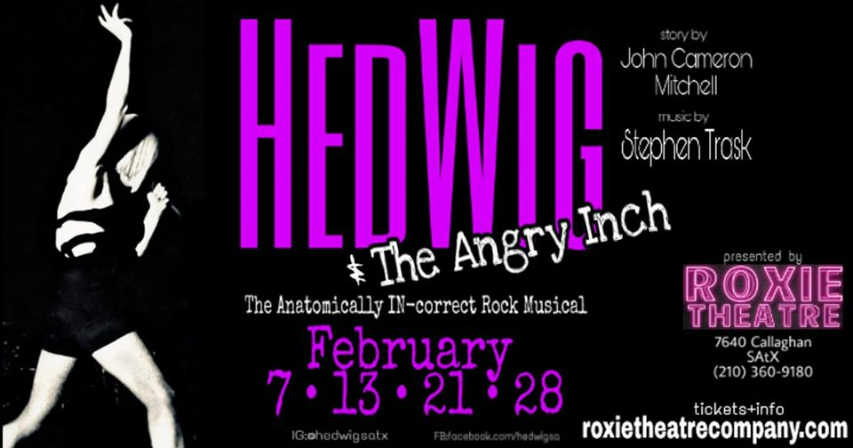 Hedwig and the Angry Inch by Roxie Theatre Company