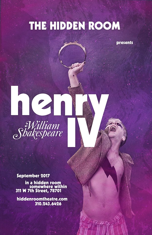 Henry IV by Hidden Room Theatre
