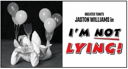 I'm Not Lying by Jaston Williams