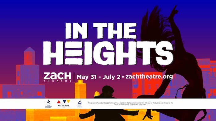 In the Heights by Zach Theatre