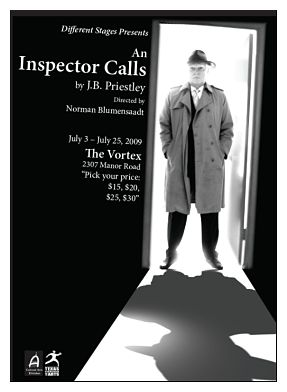 An Inspector Calls by Different Stages