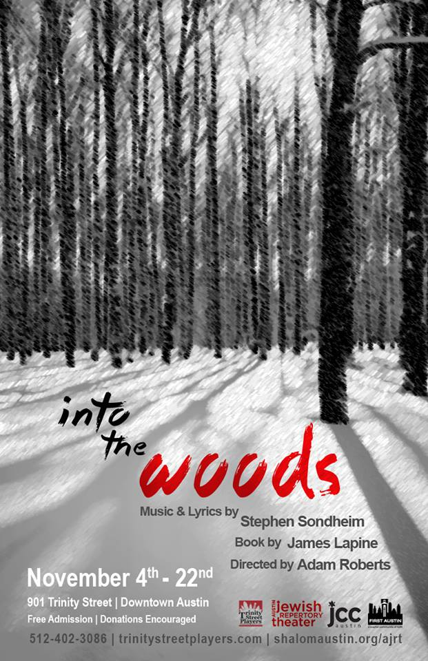 Into The Woods by Austin Jewish Repertory Theatre